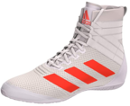 View the ADIDAS SPEEDEX 18 LIGHTWEIGHT BOXING BOOTS, WHITE/ORANGE online at Fight Outlet