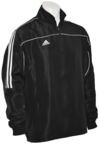 View the Adidas Tracksuit Jacket Black/White online at Fight Outlet