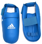 View the Adidas WKF Foot Protector - Blue online at Fight Outlet