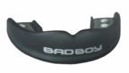 View the Bad Boy APOLLO SINGLE MOUTHGUARD, BLACK TRANSPARENT/WHITE online at Fight Outlet