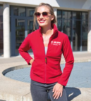 View the ST.HELENS Striders MICRO FLEECE JACKET LADIES online at Fight Outlet