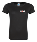 View the st helens TRI LADIES PERFORMANCE RUNNING TEE SHIRT. online at Fight Outlet