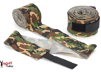 View the Carbon Claw RECON MX-7 HANDWRAPS 3m CAMO GREEN/BROWN online at Fight Outlet