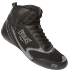 View the Everlast Force Ladies Boxing Boots. Black/Pewter online at Fight Outlet