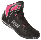 View the Everlast Strike Ladies Boxing Boots. Black/Fuchsia online at Fight Outlet