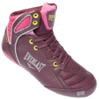 View the Everlast Strike Ladies Boxing Boots. Bordeaux/Pink online at Fight Outlet