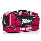 View the BAG2 Fairtex Red Heavy Duty Gym Bag online at Fight Outlet