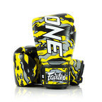 View the Fairtex ONE X Mr.Sabotage Boxing Gloves online at Fight Outlet