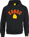 View the Kronk Boxing Gloves Hoodie Black online at Fight Outlet