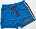 View the KRONK WAR SHORTS ROYAL/RED/YELLOW online at Fight Outlet