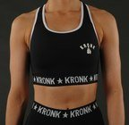 View the KRONKWOMEN Intensity Sports Bra Black online at Fight Outlet