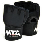 View the GHW-1 MTG Pro Black Gel Quick Wraps online at Fight Outlet