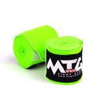View the MTG Pro EHW 2.5m Lime Green Amateur Hand Wraps online at Fight Outlet