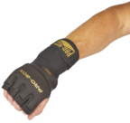 View the Pro Box Gel Wraps Black/Gold online at Fight Outlet