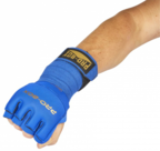 View the Pro Box Gel Wraps Blue/Gold online at Fight Outlet