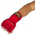 View the Pro Box Gel Wraps Red/Gold online at Fight Outlet