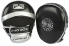 View the PRO BOX *NEW* CHAMP SPAR AIR PADS BLACK-SILVER online at Fight Outlet