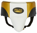 View the PRO BOX *NEW* PRO-SPAR ABDOMINAL GUARD BLACK/GOLD/WHITE online at Fight Outlet