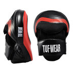 View the Tuf Wear Aircurve Focus Hook and Jab Pads online at Fight Outlet