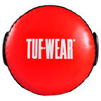 View the Tuf Wear Creed Punch Shield Red online at Fight Outlet