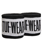 View the Tuf Wear Handwraps Black 3.5m online at Fight Outlet