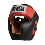 View the Tuf Wear Headguard Full Face with Chin Protection online at Fight Outlet