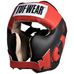 View the Tuf Wear Headguard with Cheek Protection online at Fight Outlet