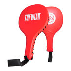 View the Tuf Wear PU Training Paddles Red online at Fight Outlet