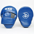 View the Tuf Wear Starter Curved Focus Pads, Blue online at Fight Outlet