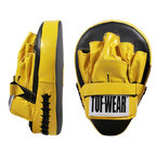 View the Tuf Wear Target PU Focus Hook & Jab Pad online at Fight Outlet