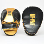 View the Tuf Wear Victor Curved Hook and Jab Pad, Black/Gold online at Fight Outlet