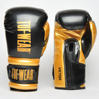 View the Tuf Wear Victor Training Boxing Gloves, Black/Gold online at Fight Outlet