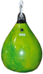 View the Tuf Wear Water Bag 40cm Green/Yellow online at Fight Outlet