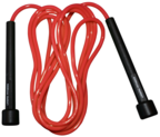 View the Urban Fitness Speed Rope 8ft Red online at Fight Outlet