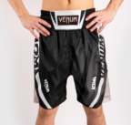 View the VENUM ARROW LOMA SIGNATURE COLLECTION BOXING SHORTS - BLACK/WHITE online at Fight Outlet