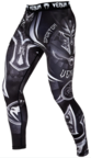 View the VENUM GLADIATOR 3.0 COMPRESSSION TIGHTS - BLACK/WHITE online at Fight Outlet