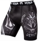 View the VENUM GLADIATOR 3.0 VALE TUDO SHORTS - BLACK/WHITE online at Fight Outlet