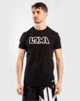 View the VENUM ORIGINS T-SHIRT LOMA EDITION - BLACK/WHITE online at Fight Outlet