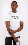 View the VENUM ORIGINS T-SHIRT LOMA EDITION - WHITE/BLACK online at Fight Outlet