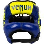 View the VENUM PRO BOXING HEADGUARD LOMA EDITION - BLUE/YELLOW online at Fight Outlet