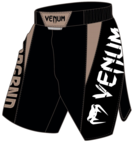 View the VENUM UNDERGROUND KING FIGHT SHORTS online at Fight Outlet