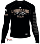 View the VENUM UNDERGROUND KING LONG SLEEVE RASHGUARD online at Fight Outlet