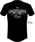 View the VENUM UNDERGROUND KING T-SHIRT - BLACK/SAND online at Fight Outlet