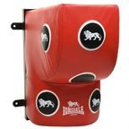 View the Lonsdale L60 Wall Mounted Strike Bag - Red online at Fight Outlet