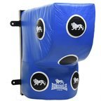 View the Lonsdale L60 Wall Mounted Strike Bag - Blue online at Fight Outlet