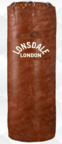 View the Lonsdale Vintage Colossus Punch Bag, 60kg online at Fight Outlet