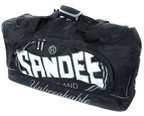 View the Sandee Large Heavy-Duty Black & Grey Holdall / Gym Bag online at Fight Outlet