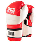 View the Tuf Wear Eagle Training Boxing Glove Red/White online at Fight Outlet