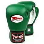 BGVLA-2 Twins Air Flow Green-White Boxing Gloves