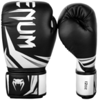 Venum Challenger 3.0 Adult Boxing Gloves Black/White